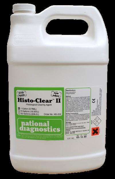 NAT1334 Histo-Clear II National Diagnostics