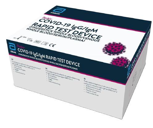 Panbio™ COVID-19 IgG/IgM Rapid Test
