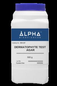 Dermatophyte Test Agar