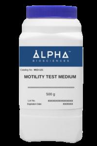 Motility Test Medium